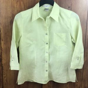 Edward Women's Linen Shirt